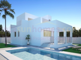 Detached Villa - New build - Ciudad Quesada - Atalayas