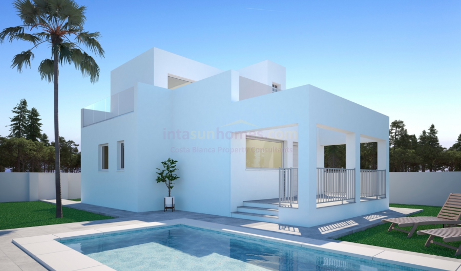 New build - Detached Villa - Ciudad Quesada - Atalayas
