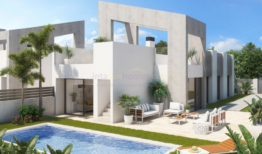 New build - Semi Detached Villa - Benijofar - Benijófar