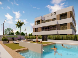 Apartment - New build - San Isidro - Santiago de la Ribera