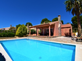 Detached Villa - Resale - Calasparra - La Cañada
