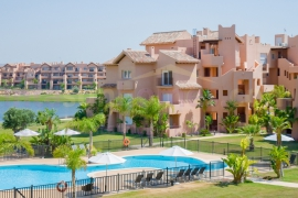 New build - Apartment - Mar Menor Golf Resort - Mar Menor