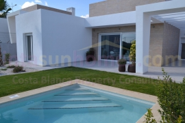 Obra Nueva - Detached Villa - Algorfa - La Finca Golf Resort