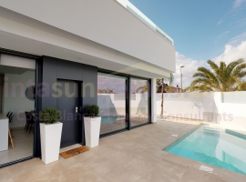 Bungalow - New build - Mar de Cristal - Mar de Cristal