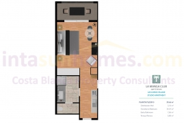 New build - Apartment - La Manga del Mar Menor - La Manga Club