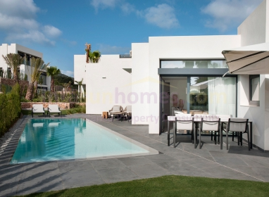 Detached Villa - New build - La Manga del Mar Menor - La Manga Club