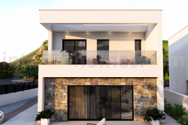 New build - Detached Villa - Águilas - Isla del Fraile