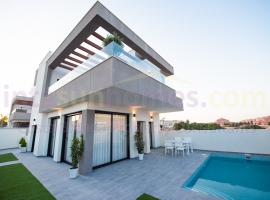Detached Villa - Obra Nueva - Los Montesinos - La Herrada